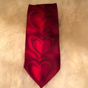 J. Garcia ♥️ Exploding Heart Limited Edition Tie